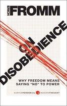 Afbeelding van On Disobedience