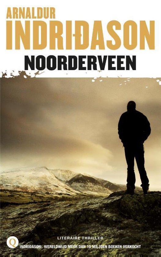 Boek cover Noorderveen van Arnaldur Indridason (Paperback)