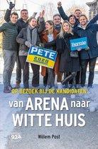 Boek cover Van Arena naar Witte Huis van Willem Post