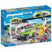 PLAYMOBIL City Life Tankstation - 70201