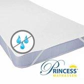 Waterdichte matrasbeschermer voor baby ledikant - Wit - 60x120 cm