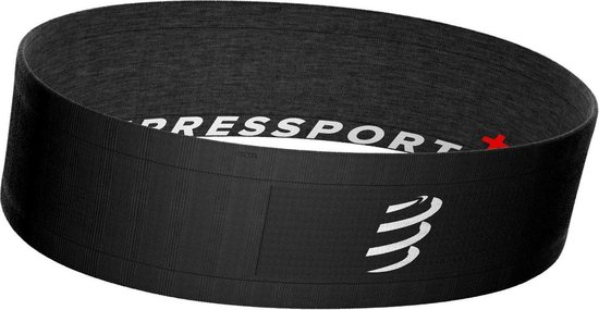 Compressport Free Belt Zwart