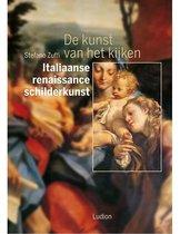 Boek cover De kunst van het kijken - Italiaanse Renaissanceschilderkunst van Stefano Zuffi (Hardcover)