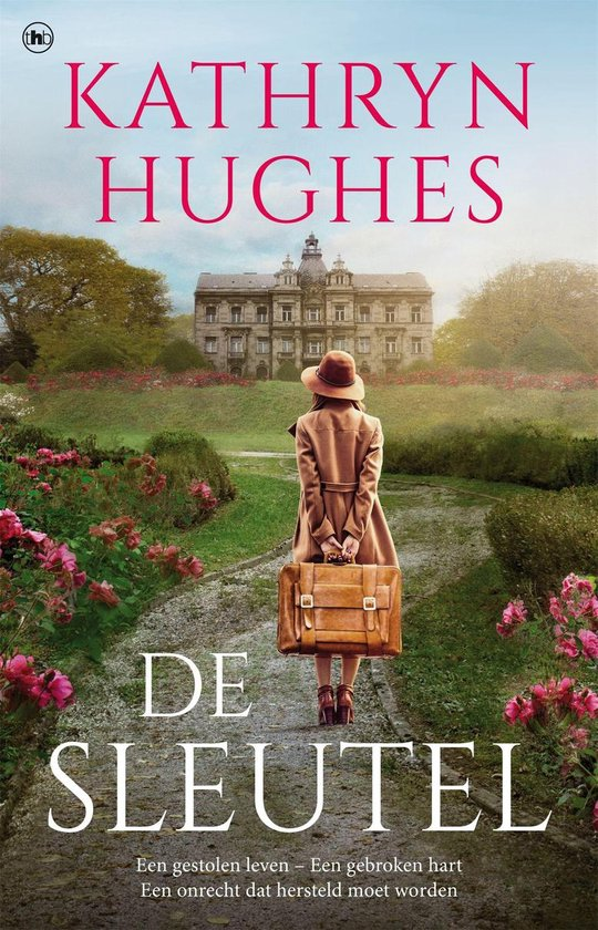Boek cover De sleutel van Kathryn Hughes (Onbekend)