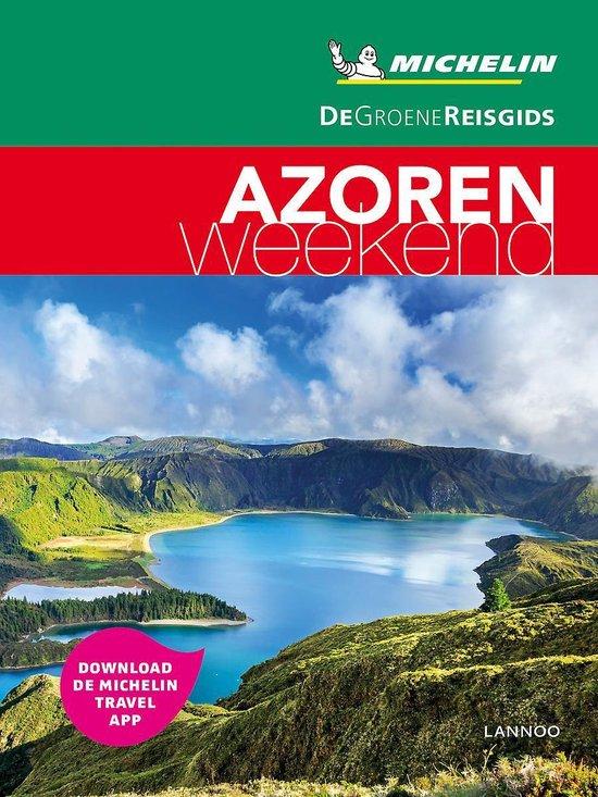 De Groene Reisgids Weekend - Azoren - none |
