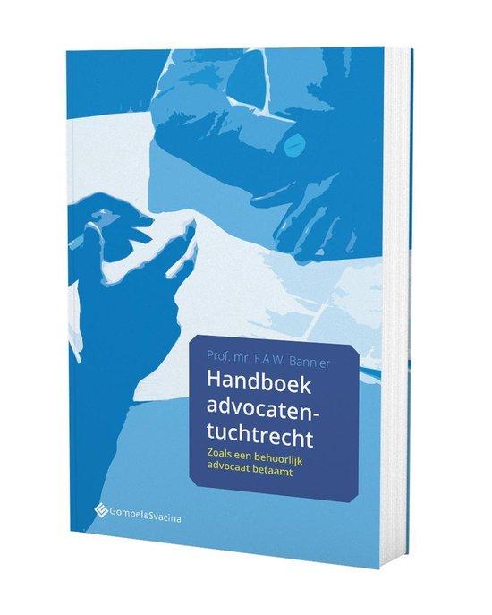 Handboek advocatengedragsrecht