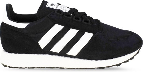 adidas Forest Grove EE5834, Mannen, Zwart, Sneakers maat: 45 1/3 EU