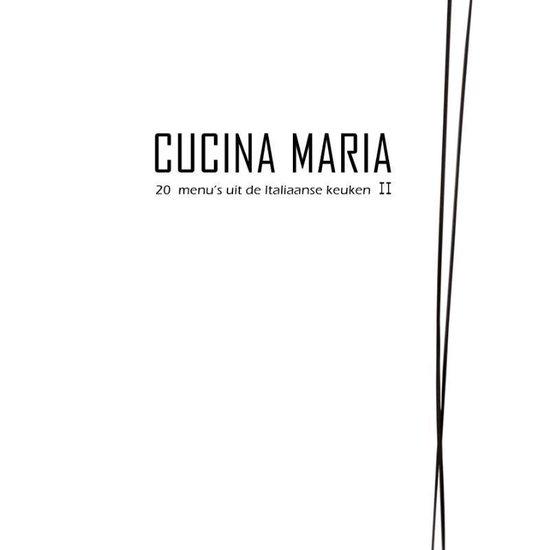 Cucina Maria II - Maria Coumans |