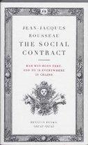 Boek cover The Social Contract van Jean-Jacques Rousseau (Paperback)