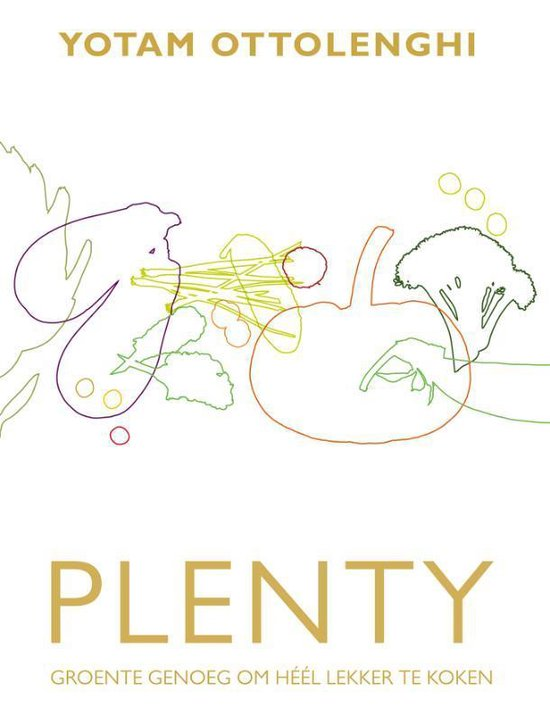 Boekomslag voor Plenty