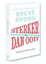 Boek cover Sterker dan ooit van Brené Brown