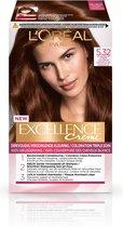 L'Oréal Paris Excellence Crème 5.32 - Zonnig lichtbruin - Haarverf