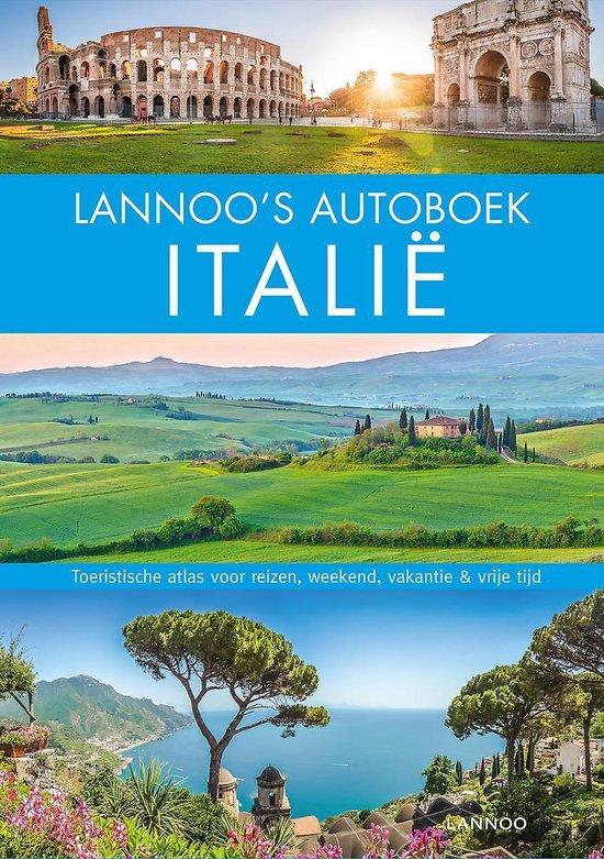 Lannoo's autoboek - Italië - none |