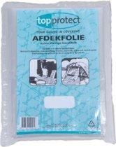 TopProtect - Afdekfolie - 4x6 m - Transparant