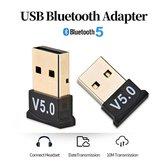 Usb Bluetooth 5.0 Adapter Dongle Zender Ontvanger Voor Computer PC Laptop