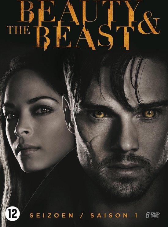 Cover van de film 'Beauty And The Beast'