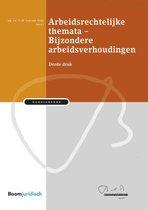 Bakelsinstituut  -   Arbeidsrechtelijke themata – Bijzondere arbeidsverhoudingen