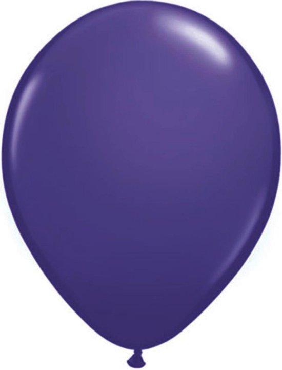 Belbal - 100 ballonnen (40 cm) - Paars