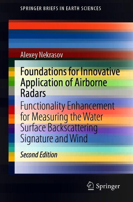 Boek cover Foundations for Innovative Application of Airborne Radars van Alexey Nekrasov (Onbekend)