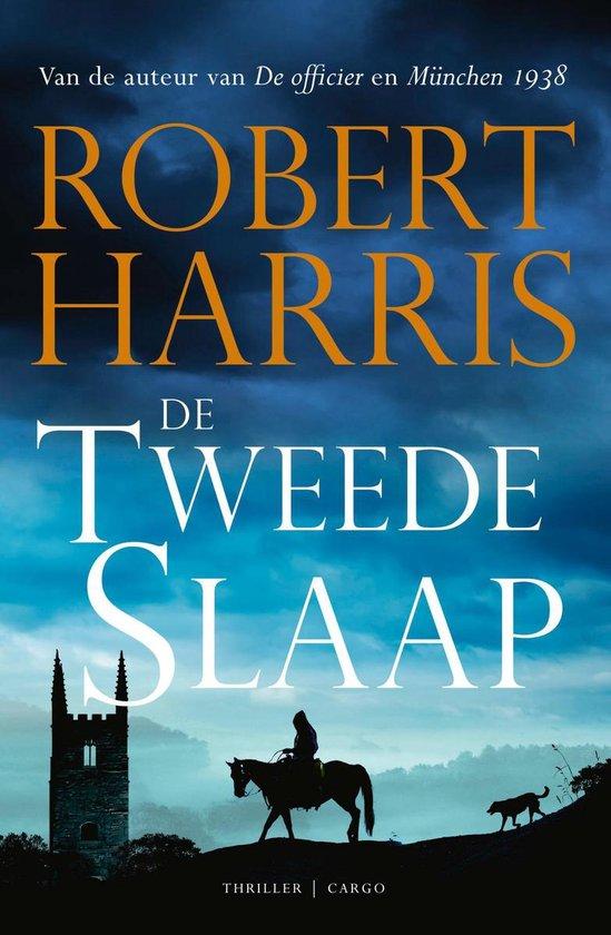 Boek cover De tweede slaap van Robert Harris (Paperback)