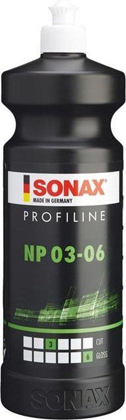 Sonax 208.300 Profiline Nano polish 1L