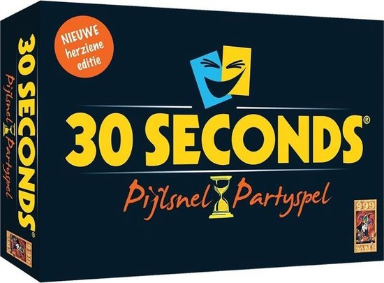 30 Seconds Herziene Editie - Bordspel