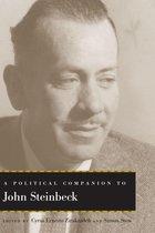 Boek cover A Political Companion to John Steinbeck van Cyrus Ernesto Zirakzadeh