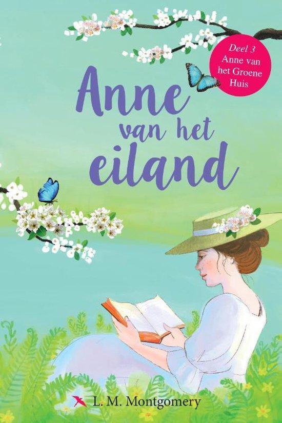 Anne van het Groene Huis 3 - Anne van het eiland