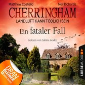 Omslag Cherringham - Landluft kann tödlich sein, Folge 15: Ein fataler Fall