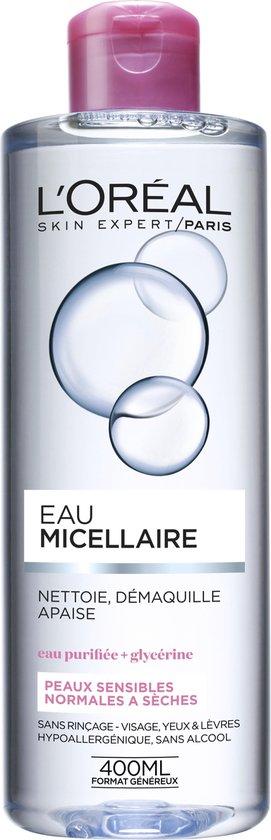 L'Oréal Paris Skin Expert Micellair Water - 400 ml - Gevoelige Huid
