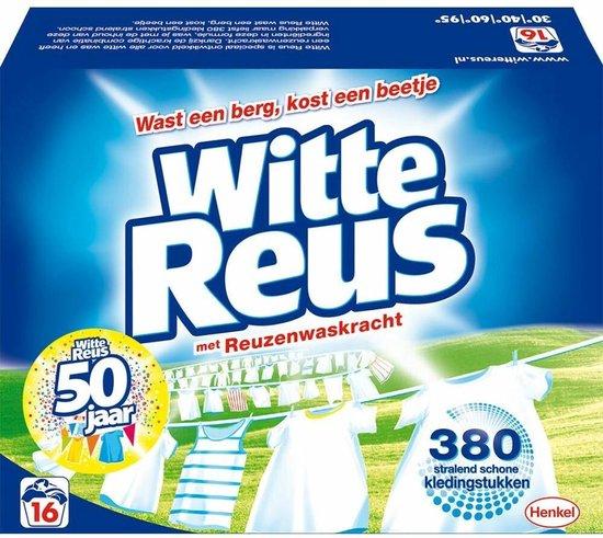 4x Witte Reus Waspoeder 880 gr