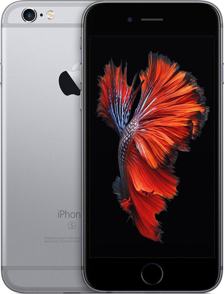 Apple iPhone 6S - Alloccaz Refurbished - B grade (Licht gebruikt) - 128GB - Space Gray
