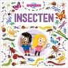 Afbeelding van het spelletje Kinderboeken Rebo Dieren - Wereld om ons heen Insecten karton
