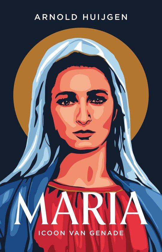 Boek cover Maria van Arnold Huijgen (Onbekend)