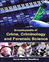 Omslag Encyclopaedia Of Crime, Criminology And Forensic Science
