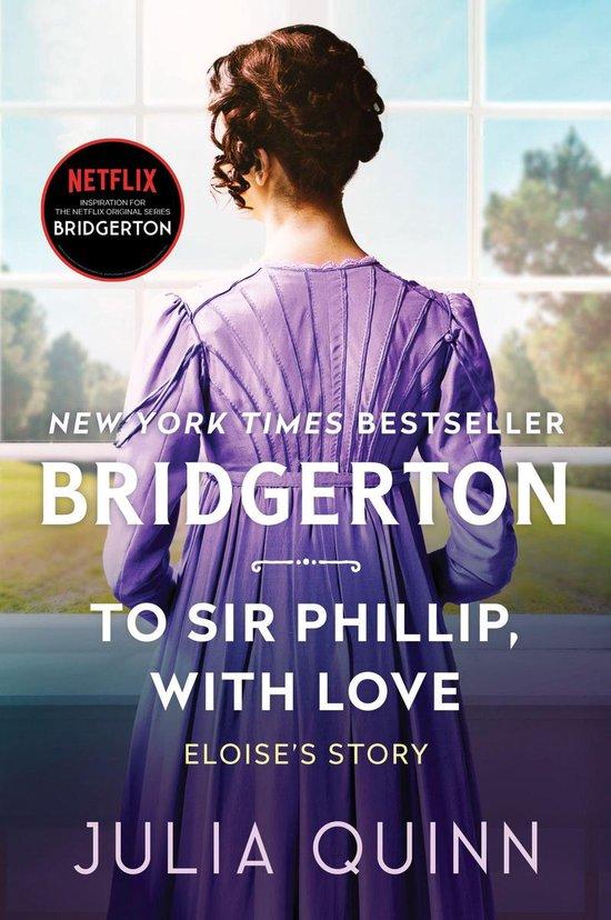 Boek cover To Sir Phillip, With Love van Julia Quinn (Onbekend)