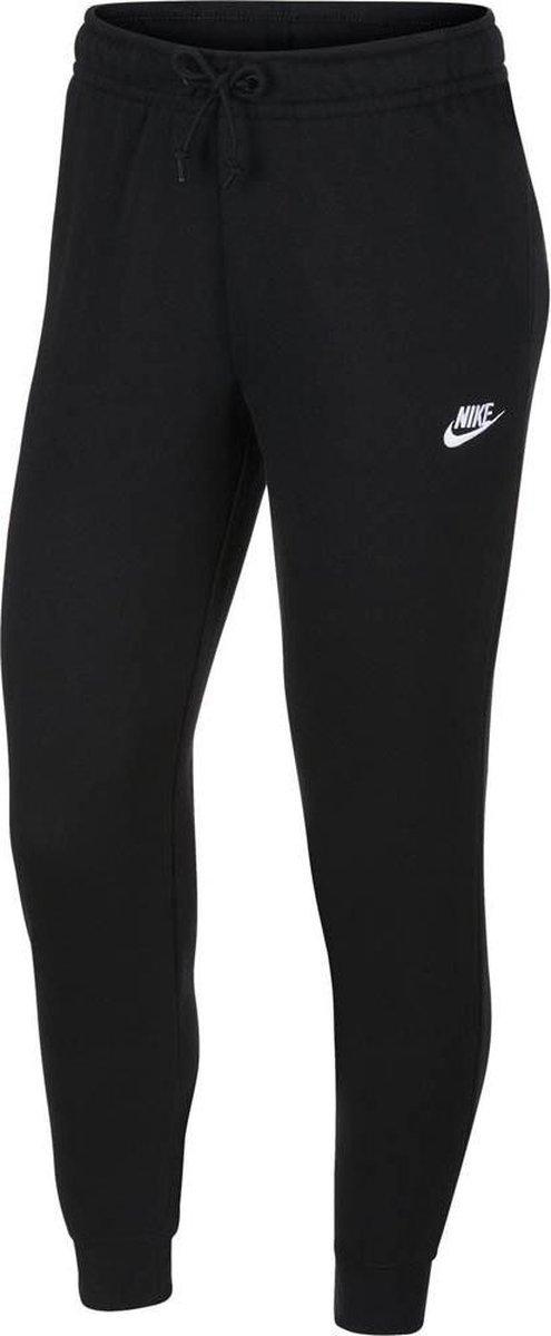 Nike Sportswear Essential Fleece Dames Joggingbroek - Maat S