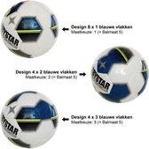 Derbystar Classic TT Light Voetbal Unisex - 3 vlaks - Maat 5