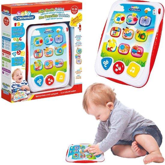 Afbeelding van het spel Clementoni Baby Mijn Eerste Tablet