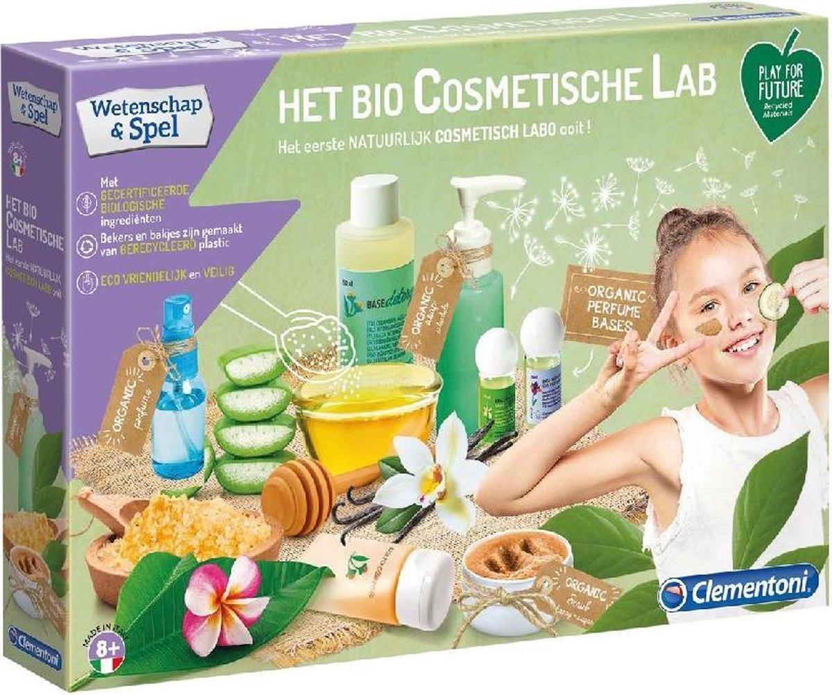 Clementoni Wetenschap Cosmetic Bio