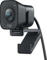 Logitech StreamCam webcam via USB-C   Zwart