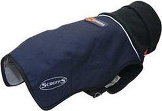 Scruffs Thermal Warme Hondenjas - Donker Blauw - L 55 cm
