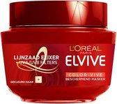L'Oréal Paris Elvive Color Vive Beschermend Haarmasker - 300 ml