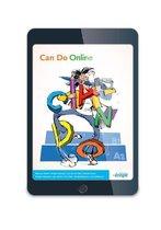 Boek cover Can Do Online 12 mnd. van Mariska Wiersma (Onbekend)