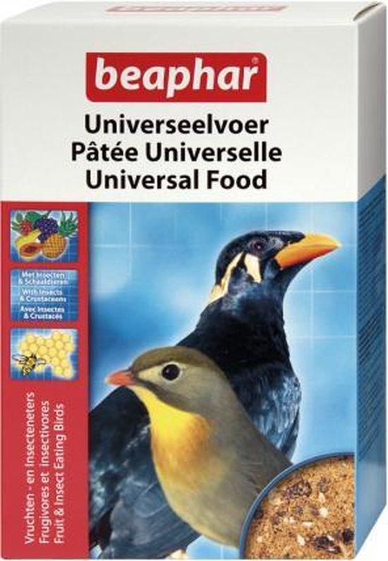 Beaphar Universeelvoer Vogelvoer - 1 Kg - Beaphar