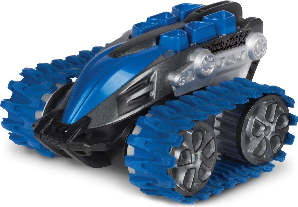NIKKO Bestuurbare Auto - Nano Trax Blaze Blue - RC Auto