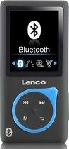 Lenco XEMIO-768 Blue - MP3-Speler met Bluetooth in