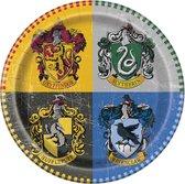 UNIQUE - 8 kartonnen Harry Potter borden - Decoratie > Borden