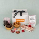 Moederdag cadeau pakket luxe - 1 verpakking - Notenpakket