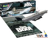 1:144 Revell 05675 Das Boot Collector's Edition - 40th Anniversary - Gift Set Plastic kit